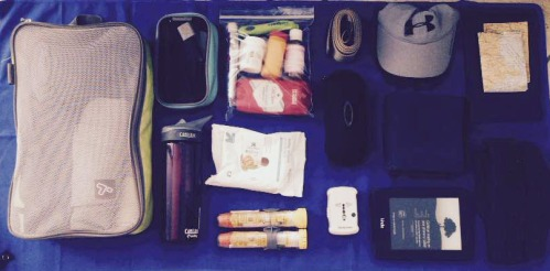 Daniel Packing List